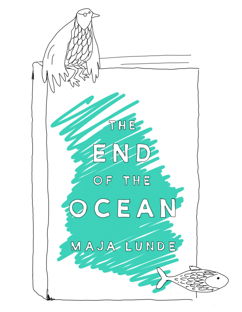Book Cover: [2] The End of the Ocean by Maja Lunde