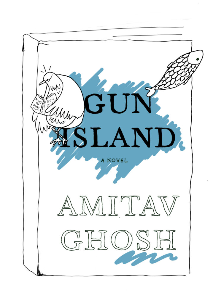 Book Cover: [4] Gun Island by Amitav Ghosh