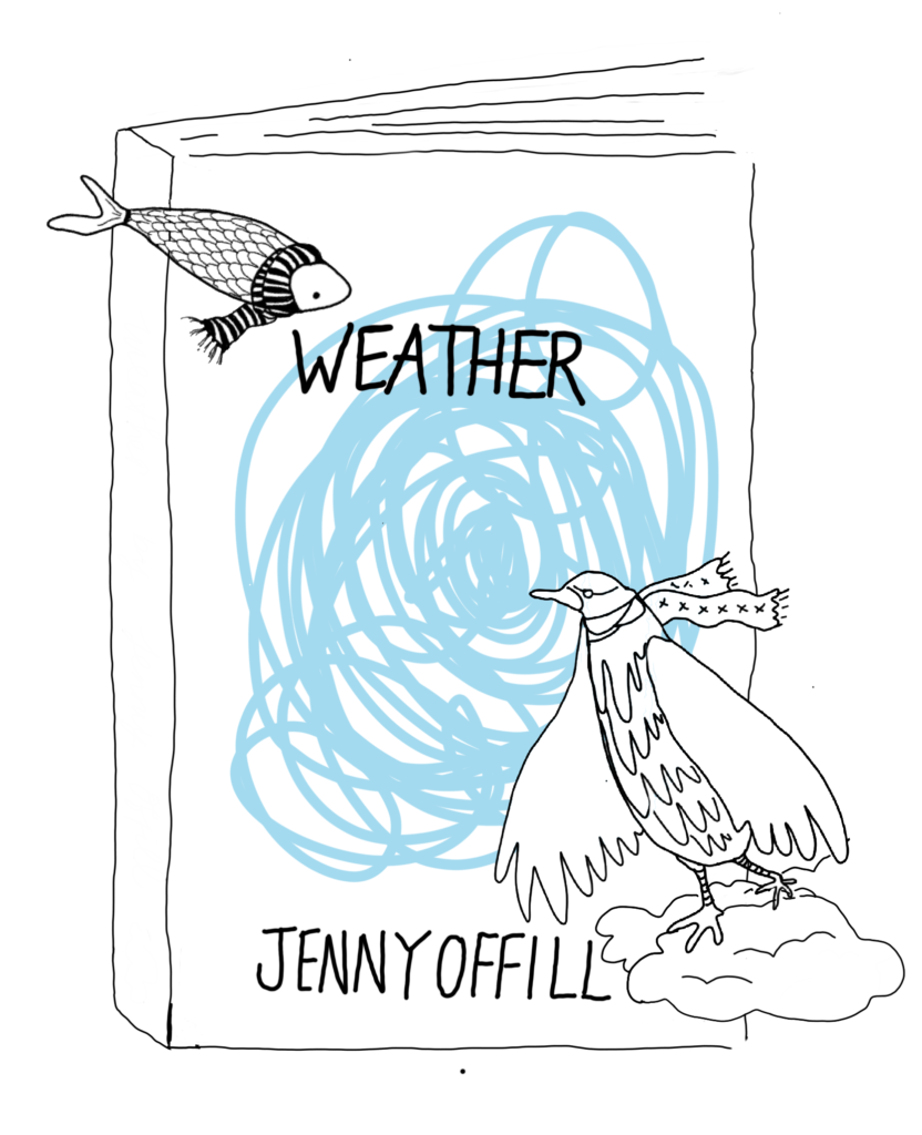Book Cover: [5] Weather by Jenny Offill