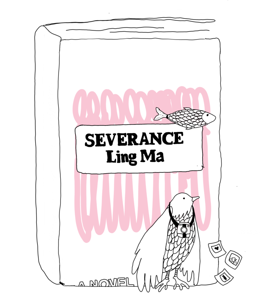 Book Cover: [7] Severance by Ling Ma